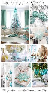 white christmas tree blue decorations christmas lights decoration