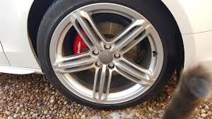 tyres for audi audi a5 alloys and tyres 19 inch 5 spoke design from 2009 a5