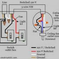 how to wire a ceiling fan with remote diagram integralbook com
