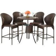 High Table Patio Furniture Bar Height Patio Sets