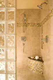glass block bathroom designs colored glass block shower traditional bathroom by riddle