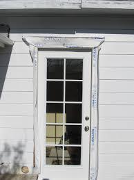 Exterior Door With Window How To Install Trim Around An Exterior Door Or Window The Slo