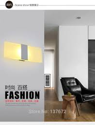 Schlafzimmer Lampe Nachttisch Großhandel Acrylic 6w Led Wandleuchte Up Down Ac220v Ac110v Led