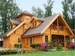 wooden house timber house manufacturers suppliers in india