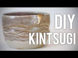 Check Out My 80 Pottery How To Fix Broken Pottery Kintsugi Diy Youtube
