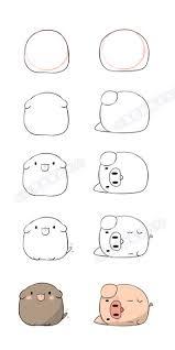 cute cartoon drawing how to u2026 pinteres u2026