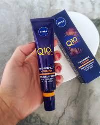 Nivea Serum Vitamin C review tweezerman set nivea q10 plus c anti wrinkle