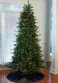 balsam fir christmas tree artificial christmas lights decoration