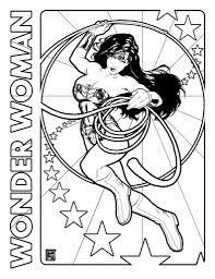 wonder woman coloring pages avedasenses com