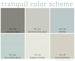 color palette for home interiors color palettes for home interior best 25 paint color schemes ideas