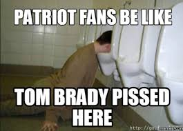 Patriots Fan Meme - tom brady hate memes 2016 regular season edition westword