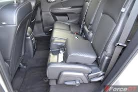 Fiat Freemont Specs Fiat Freemont Review 2013 Fiat Freemont Lounge 2nd Row Child