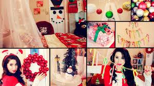 Diy Cute Room Decor Christmas Christmas Room Decor Decorating Ideaschristmas Ideas