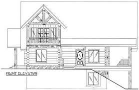 wrap around porch plans log home with wrap around porch 35410gh architectural designs