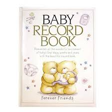 baby record book forever friends baby record book forever friends official store