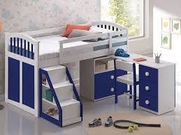 furniture stylish kids studying room design with wooden floor