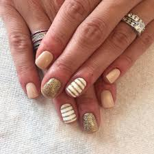 striped nail art designs gallery nail art designs
