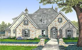 french country plan with great room plan 22122 the greenspire is