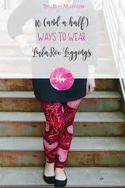 red patterned leggings 10 ways to wear lularoe leggings fashion still being molly