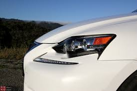 used 2015 lexus is 350 2015 lexus is 350 f sport headlamps the truth about cars