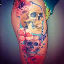 les plus beaux tatouages homme tatouage tete de mort mexicaine les top 90 plus incroyables
