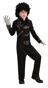 Michael Jackson Smooth Criminal Halloween Costume Michael Jackson Deluxe Bad Buckle Jacket Child Buycostumes