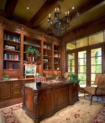 Built In Office Furniture Ideas 20 Home Office Bookshelves Designs Ideas Design Trends