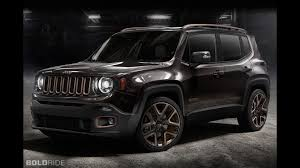 jeep sports car concept jeep renegade zi you xia concept