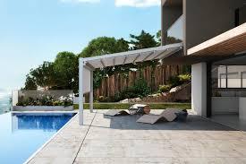 Waterproof Pergola Covers by The Bergamo Pergola Cover Retractableawnings Com