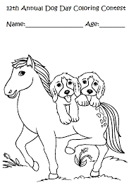blog 2016 dog day coloring contest
