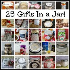 25 wonderful amazing fabulous gifts in a jar that one