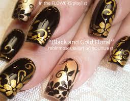 black and gold mardi gras robin moses nail mardi gras nails black and gold nail