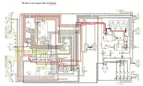 wiring diagram for 1968 vw beetle 1968 vw beetle fuse box diagram