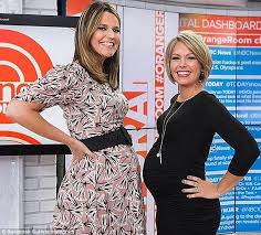 dillan on the today show dylan dreyer reveals she is returning to the today show daily mail