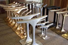Slab Dining Room Table by Rare Solid Wood Slab Dining Tables Jeffrey Greene Design Studio