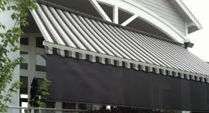 Commercial Retractable Awnings Residential Portland Or Mcgee Blinds U0026 Awnings
