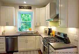 kitchen remodel with white cabinets budget friendly classic white kitchen remodel all the