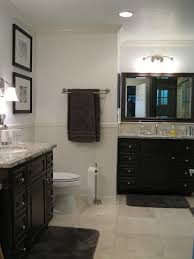master bathroom en suite to compliment the charcoal gray master