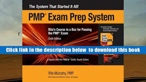 audiobook the pmp exam prep system rita s course in a box for