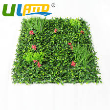 aliexpress com buy uland outdoor artificial boxwood hedge