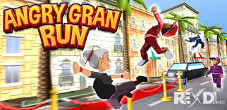 running apk angry gran run running 1 60 apk mod for android