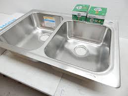 moen 21657 emi kitchen sink amazon com