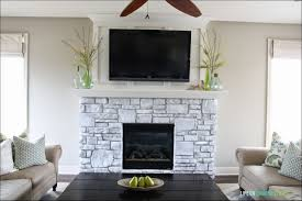 interiors marvelous faux stone for fireplace fireplaces with