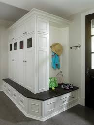 Brian Reynolds Cabinets Storage Solutions For Entryways U0026 Mudrooms Inspiration Dering Hall