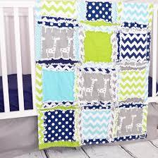 elephant baby crib bedding set navy blue grey green u2013 a vision