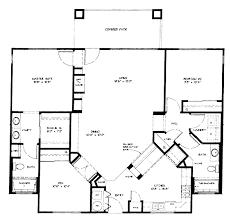 vistoso resort casita floor plan model