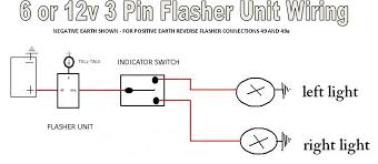 blue 3 pin flasher relay for indch car builder solutions unit