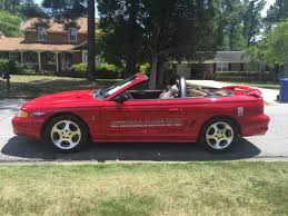 1994 ford mustang convertible top ford mustang convertible 1994 for sale 1falp45d2rf158643