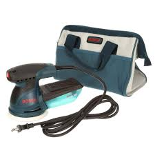 Orbital Floor Sander For Sale by Bosch 2 5 Amp Corded 5 In Variable Speed Random Orbital Sander