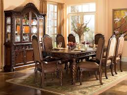 dining room ashley rustic furniture modern dining room sets
